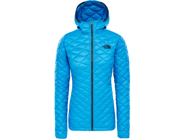 The North Face Thermoball Pro Hoodie Jacket Damen bomber blue